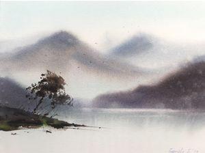Asian landscape #4