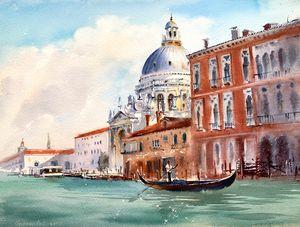 Canal Grande, Venice, Italy #2
