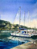 Yacht #2, Montenegro