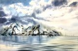 Scandinavian seascape