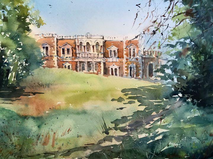 Vorontsova-Dashkova (Bykovo) Manor - Eugenia Gorbacheva