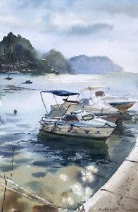 Boats, Montenegro
