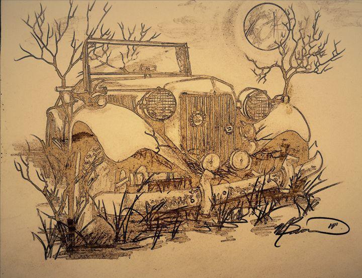 Old Timer - Peanut Gallery