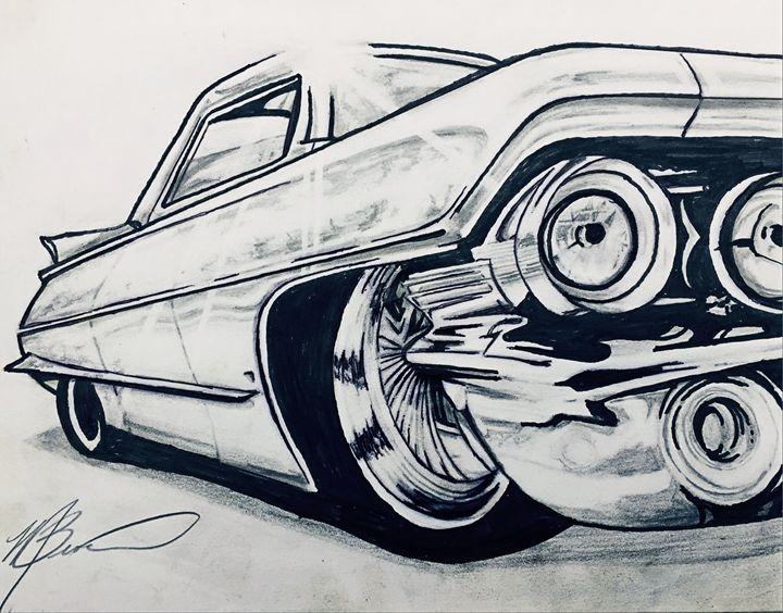 Cadillac - Peanut Gallery