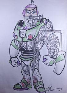 Mechanical Buzz