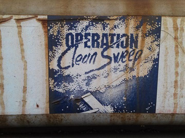 clean sweep - Z.R.Loscar