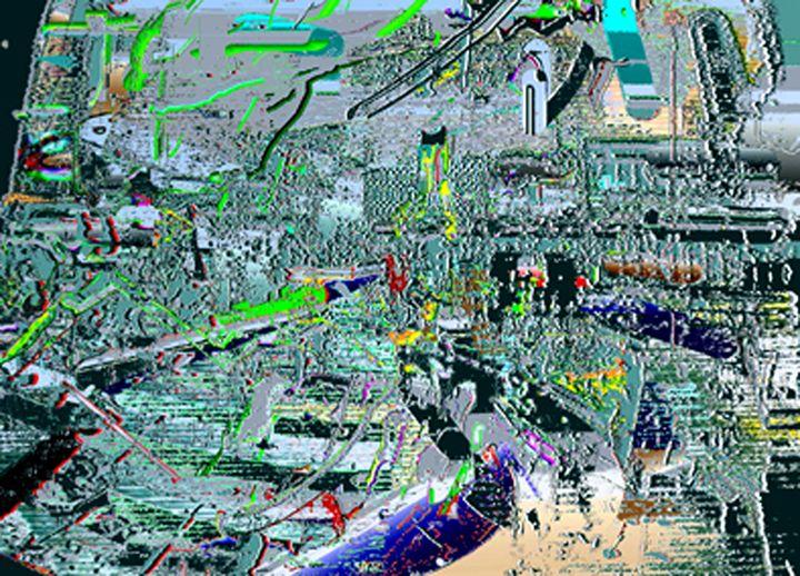 Illucity1 - Digital Paintings