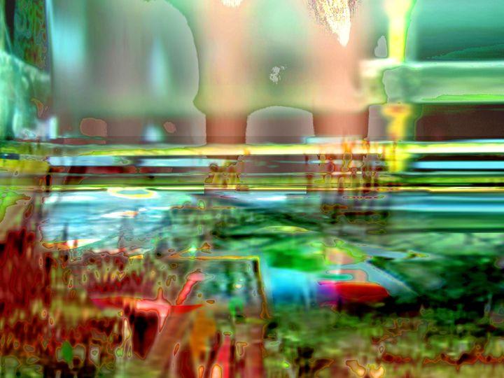 Deepwater - Digital Paintings
