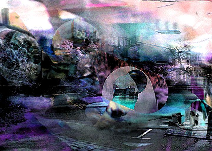 Aslatelyrevolved - Digital Paintings
