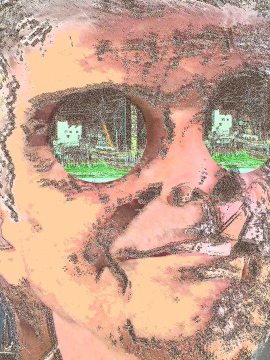Facestudy2 - Digital Paintings