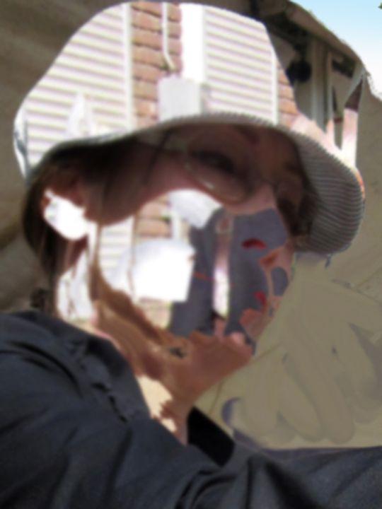 Helmedface - Digital Paintings