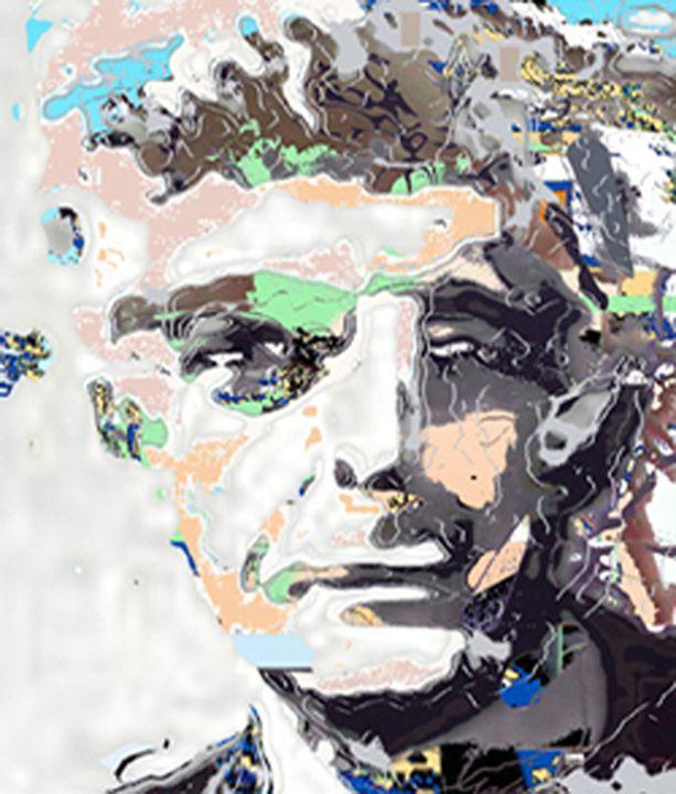 Facestudy - Digital Paintings