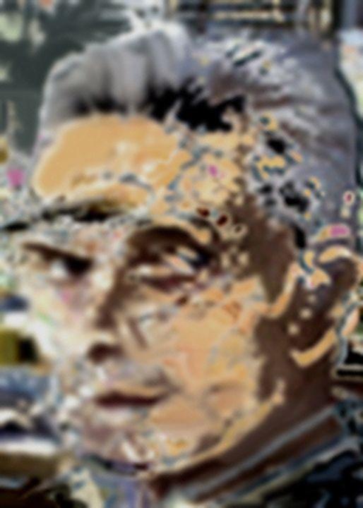 Asfaced - Digital Paintings
