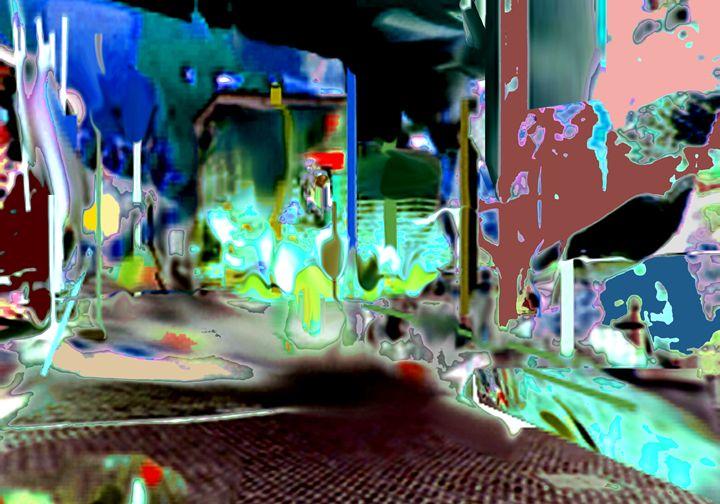 Urbannight - Digital Paintings