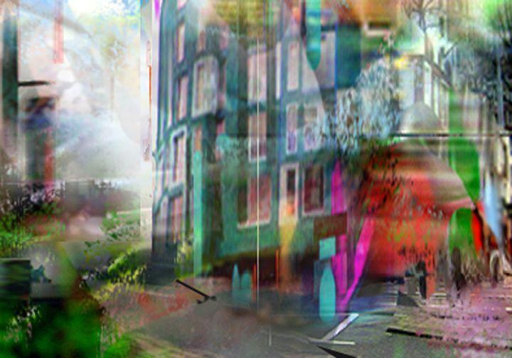 34urbanviews - Digital Paintings