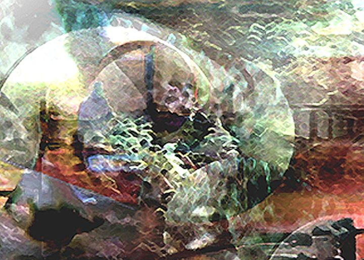 Asrevolved5f - Digital Paintings