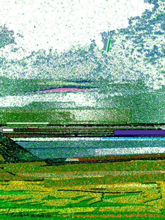 Markedlands - Digital Paintings