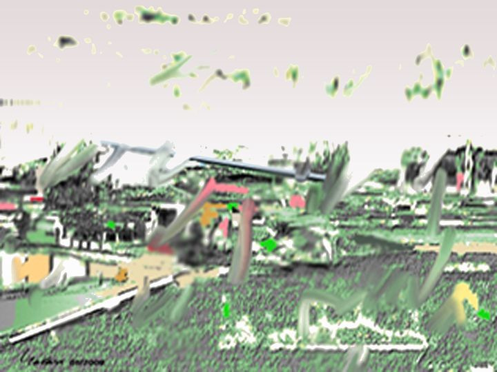 Landsacted - Digital Paintings