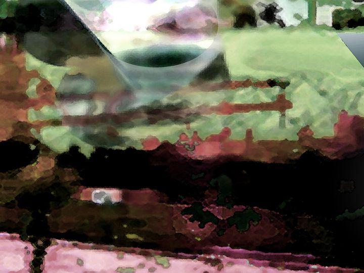 Secretfountin - Digital Paintings