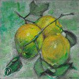 Lemons Still Life