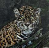 Acrylic Jaguar