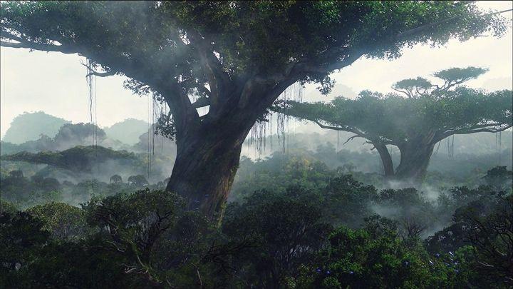 avator trees - Lucky the creator