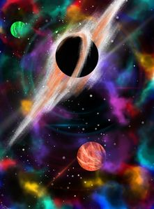 Black Hole of Armageddon - Azelrix's Universe