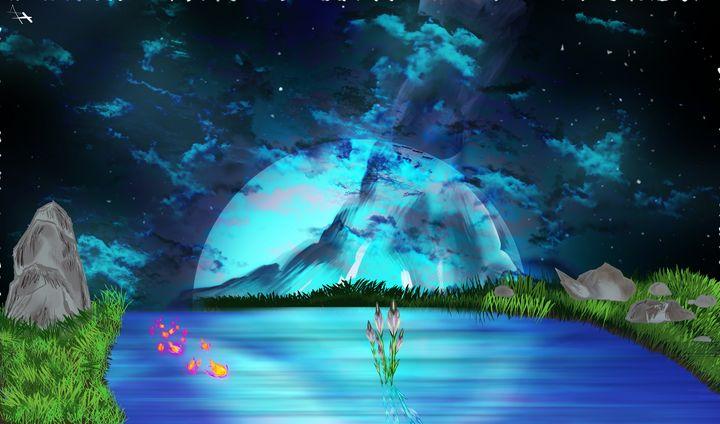 Lightful Night - Azelrix's Universe
