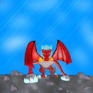 Crimson Thunderhorn