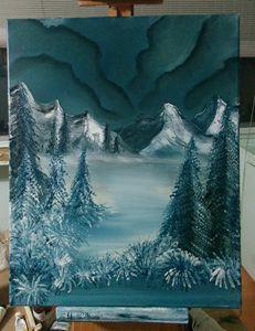 Ice Ferns