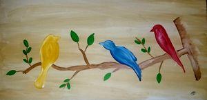 Family  birds 1