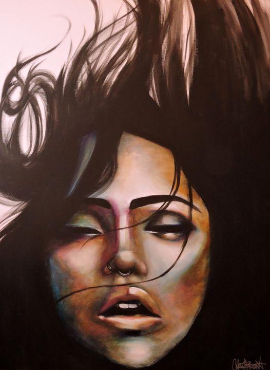 Samayah - The Art of Celeste Brown