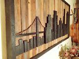 Original barnwood art