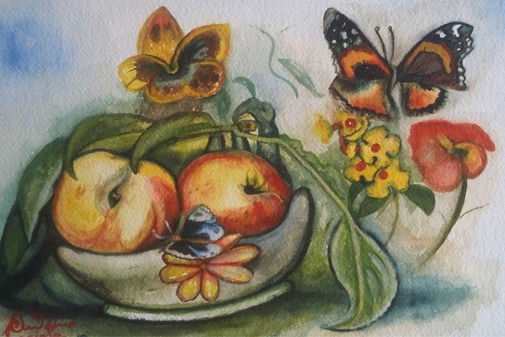 non solo farfalle - dipinti e'sculture d'autore