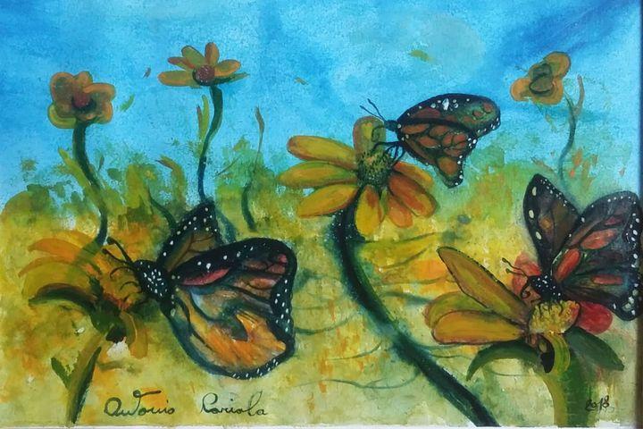 vento di primavera - dipinti e'sculture d'autore