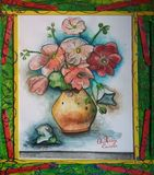 Dipinto d'autore acquerello original