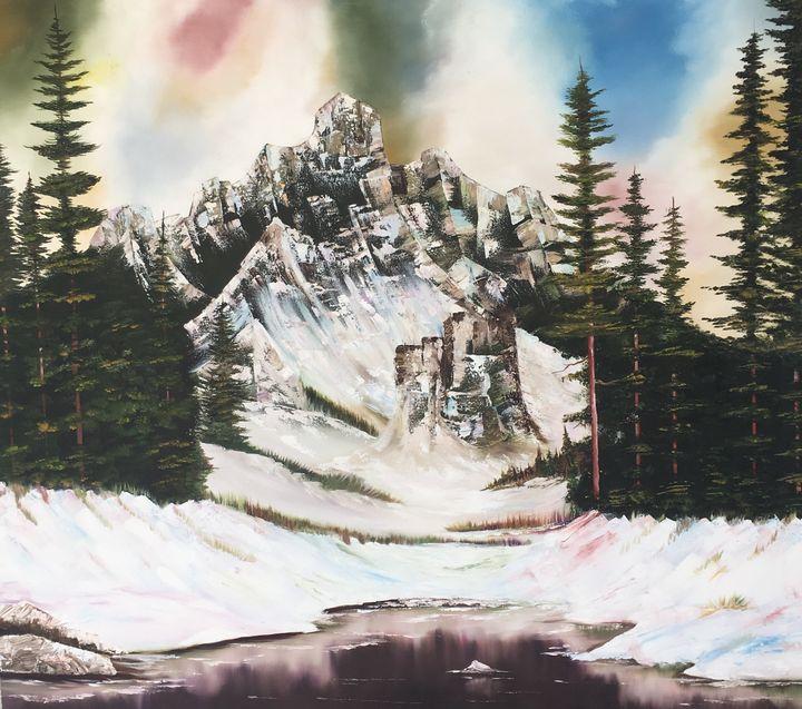 Icy landscape - Arteaga