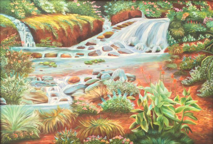 Waterfalls - Arteaga