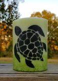 Sea Turtle Candle