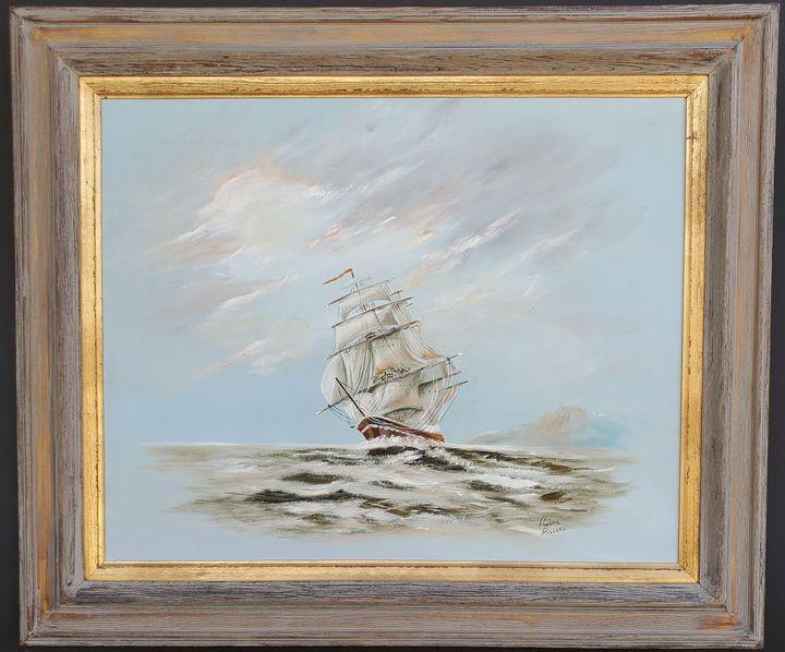 Full Sails - Pauline Raedeke