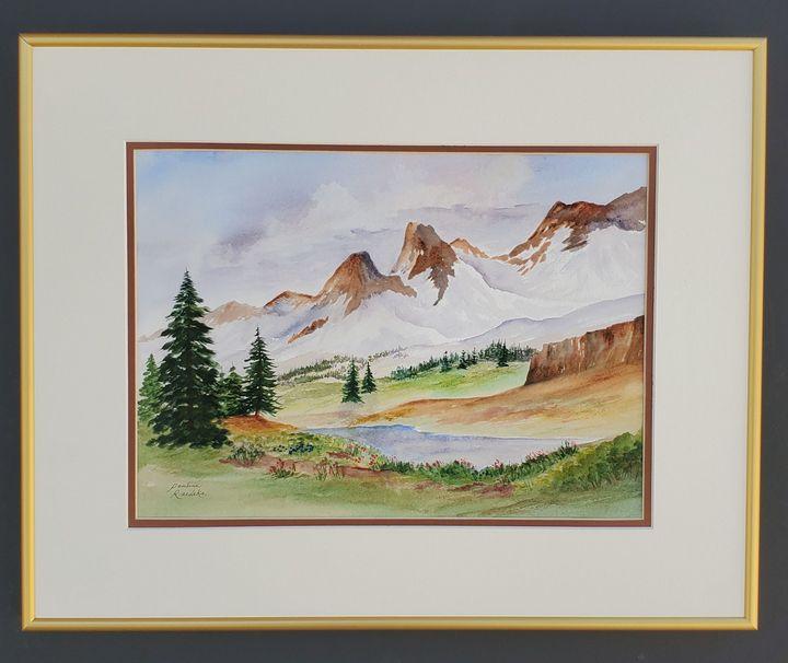 Mountain Majesty - Pauline Raedeke