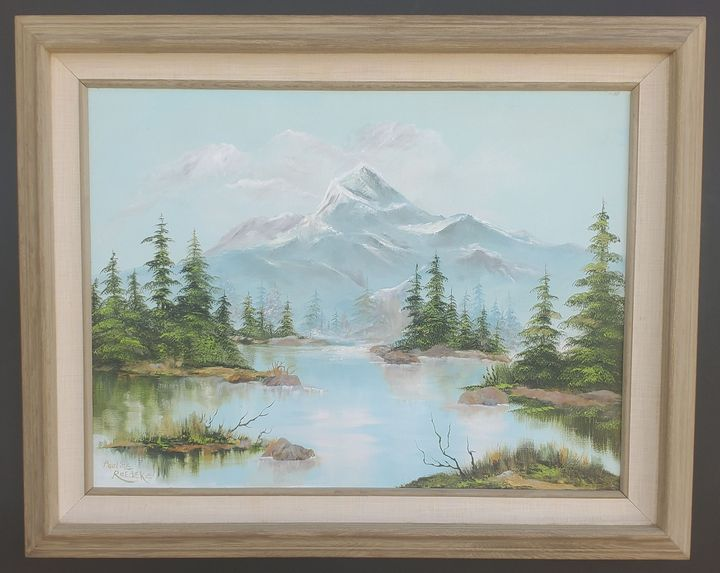 Mountain Splendor - Pauline Raedeke