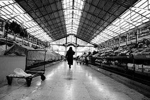 Lisbon Ribeira's Market