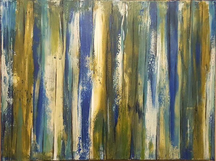 Blue Wood - Palette Sense