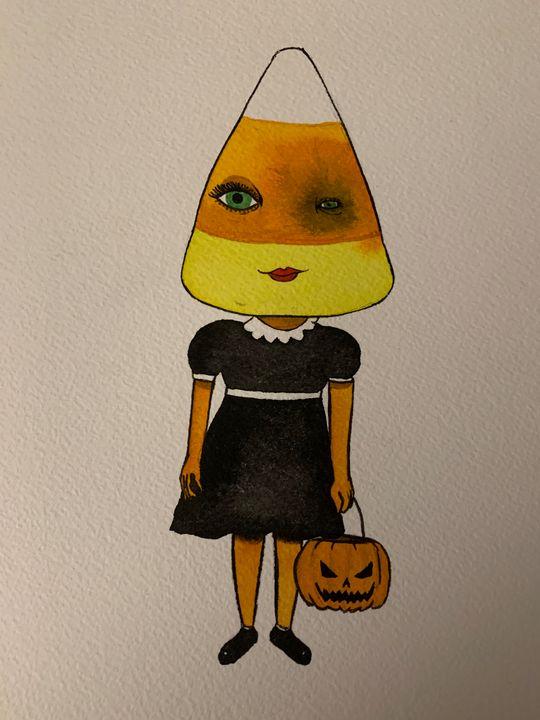 Candy - Art By Sam