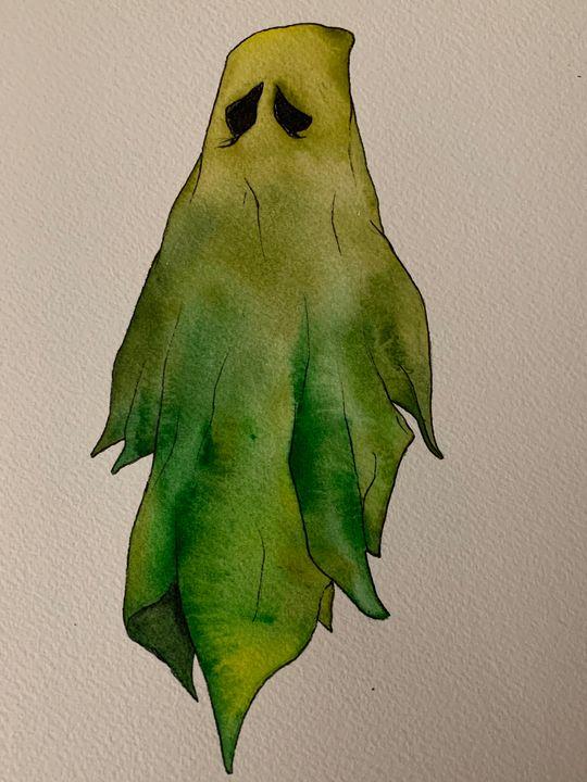 Ghost - Art By Sam