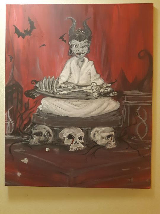 Evil Buddah 2 - Gypsy soul