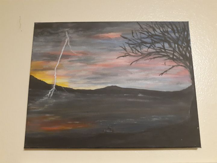 Stormy Lake - Gypsy soul