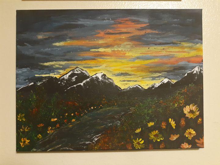 Sunflower Sunset - Gypsy soul