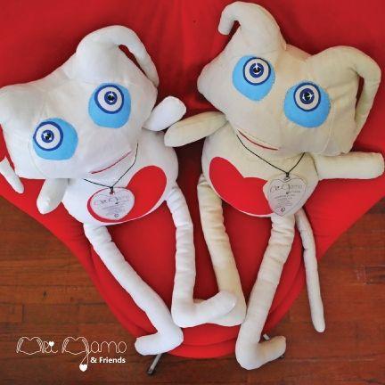 Soft Handmade Toy - Olga K